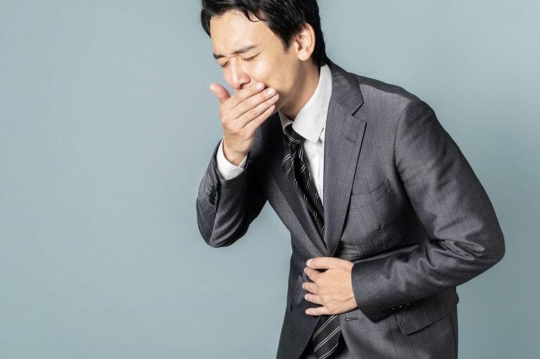 逆流性食道炎の症状(胃食道逆流症)